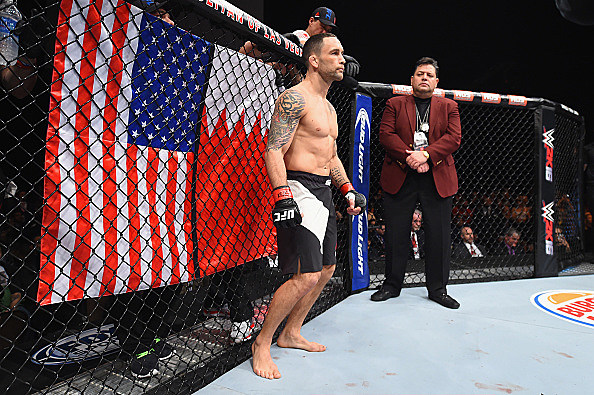 The Ultimate Fighter Finale: Edgar v Mendes