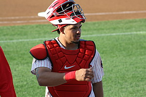 Jorge Alfaro is rated among the top prospects in baseball (Frank Klose/Sports Talk Philly)