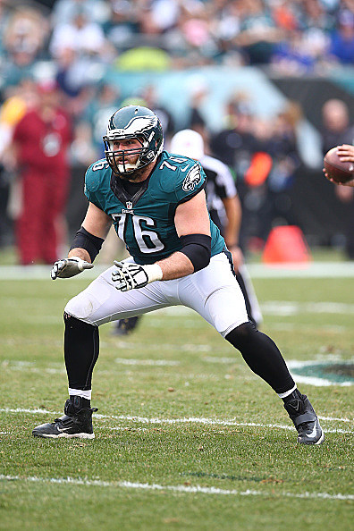 NFL Jerseys Official - What Is Impact On Eagles Lineman Without Lane Johnson At RT?