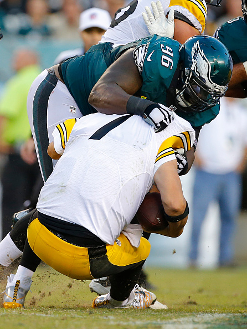 What Is Impact Eagles If Bennie Logan Can t Play Sunday