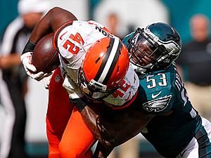 Cleveland Browns v Philadelphia Eagles