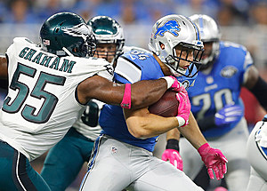 Philadelphia Eagles v Detroit Lions