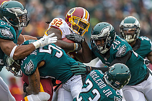 NFL: DEC 11 Redskins at Eagles