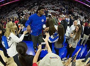 Oklahoma City Thunder v Philadelphia 76ers
