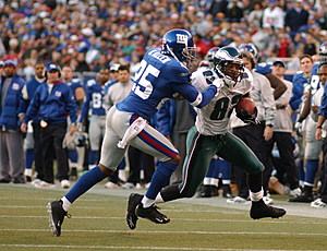 Philadelphia Eagles vs New York Giants - November 20, 2005