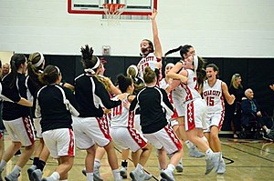 The Ocean City girls captured a South Jersey Group III title in 2017. (Photo: Dave O'Sullivan, Glory Days)