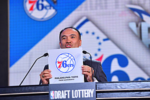 2017 NBA Draft Lottery