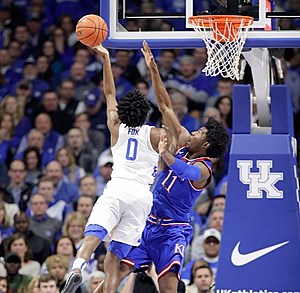 De'aaron Fox and Josh Jackson are two players the Sixers should consider at No. 3. (Andy Lyons, getty images)