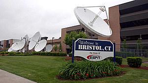 ESPN Bristol Campus (Photo: ESPN.com)